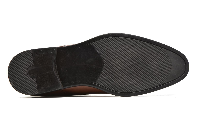 Stiefeletten & Boots Marvin&Co Tipton braun ansicht von oben