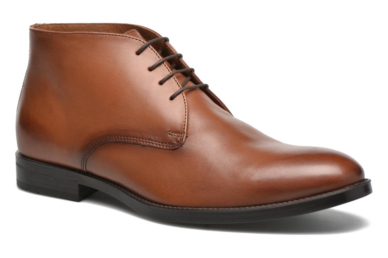 Stiefeletten & Boots Marvin&Co Tipton braun detaillierte ansicht/modell