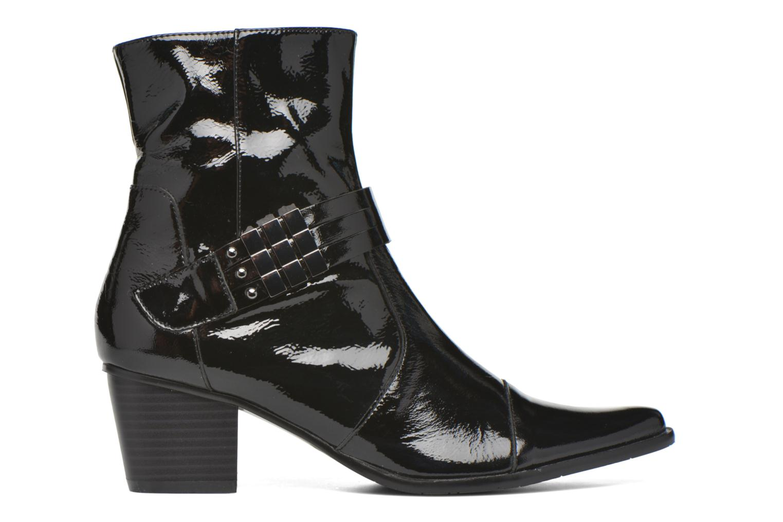 Bottines et boots Madison AYRAN #Ch Verni NOIR/VerSp Noir vue derrière