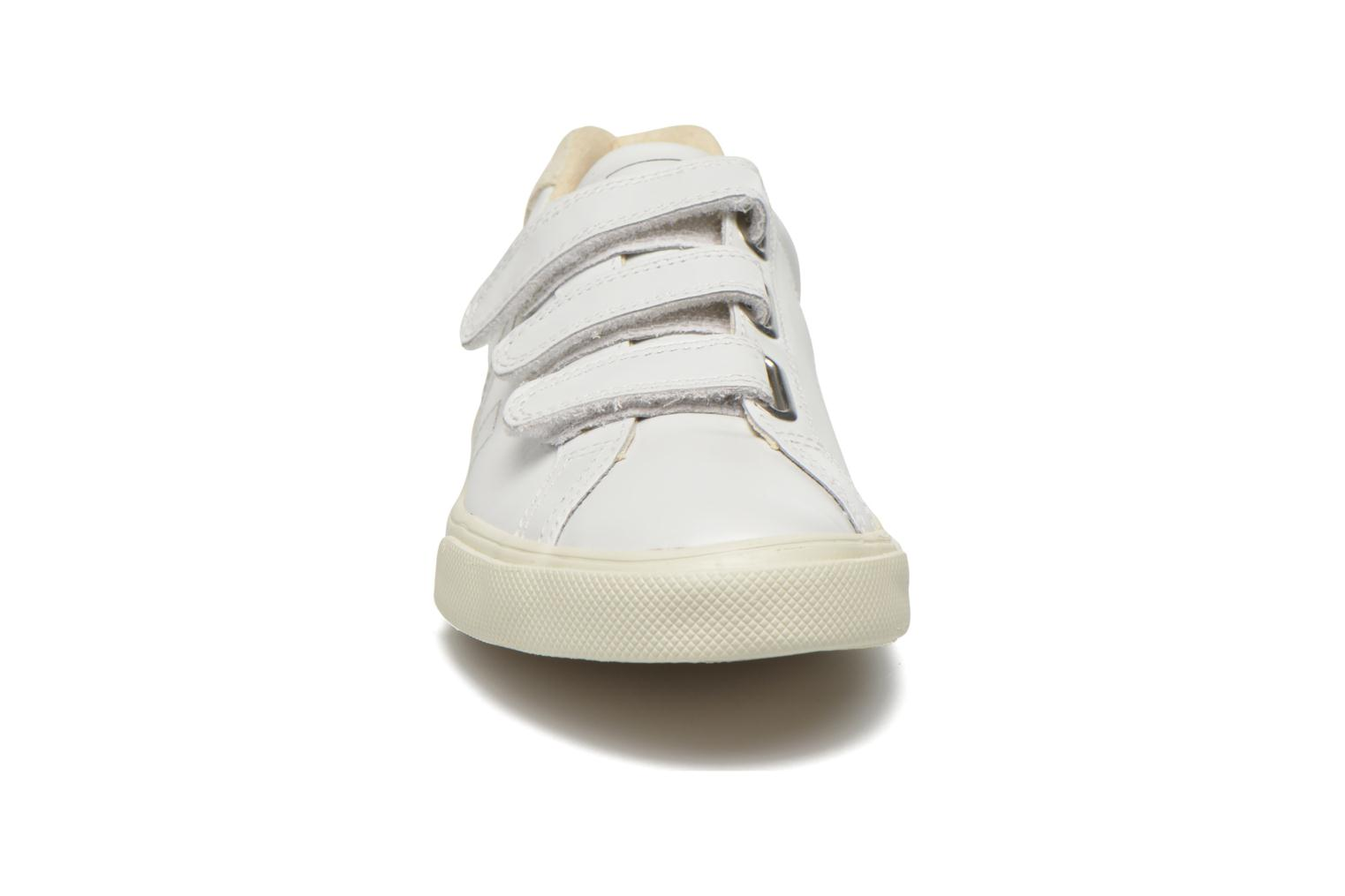 Trainers Veja 3 Lock White model view