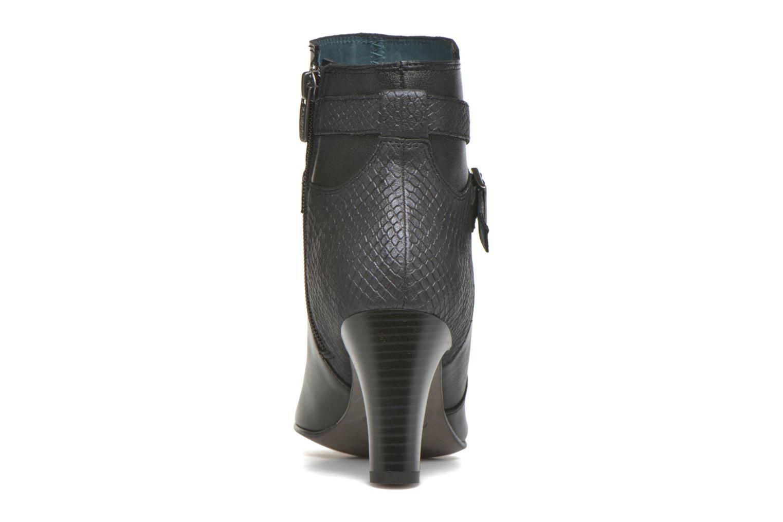 Boots en enkellaarsjes Karston IFOPO #Vo Mil.NOIR/Ch Max ~Doubl & 1ere CUIR Zwart rechts