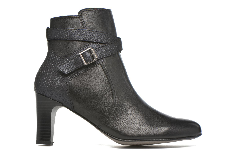 Boots en enkellaarsjes Karston IFOPO #Vo Mil.NOIR/Ch Max ~Doubl & 1ere CUIR Zwart achterkant