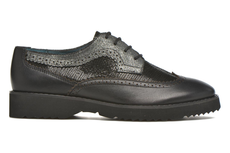 Zapatos con cordones Karston OLAGO *Mult Vo Milled NOIR ~Doubl & 1ere CUIR Negro vistra trasera