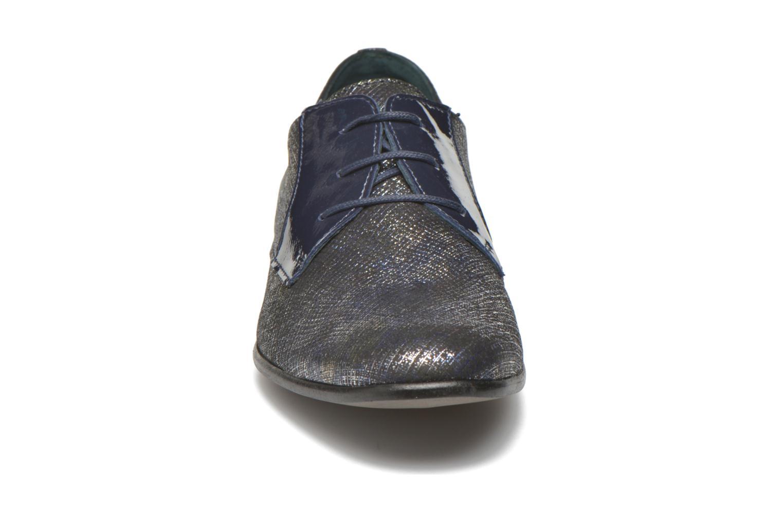 Zapatos con cordones Karston Jocra Azul vista del modelo