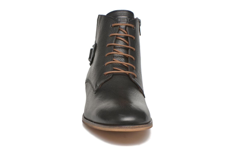 Bottines et boots Kost Fèvres23 Noir vue portées chaussures