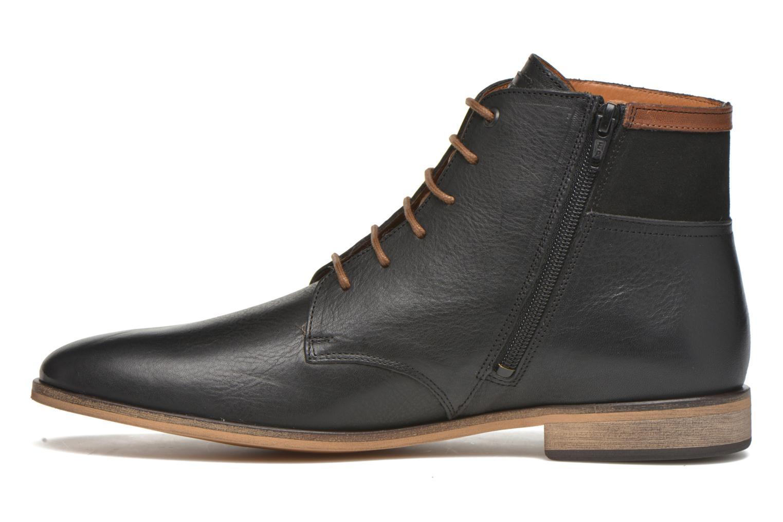 Bottines et boots Kost Fèvres23 Noir vue face
