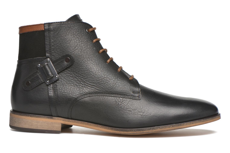 Bottines et boots Kost Fèvres23 Noir vue derrière
