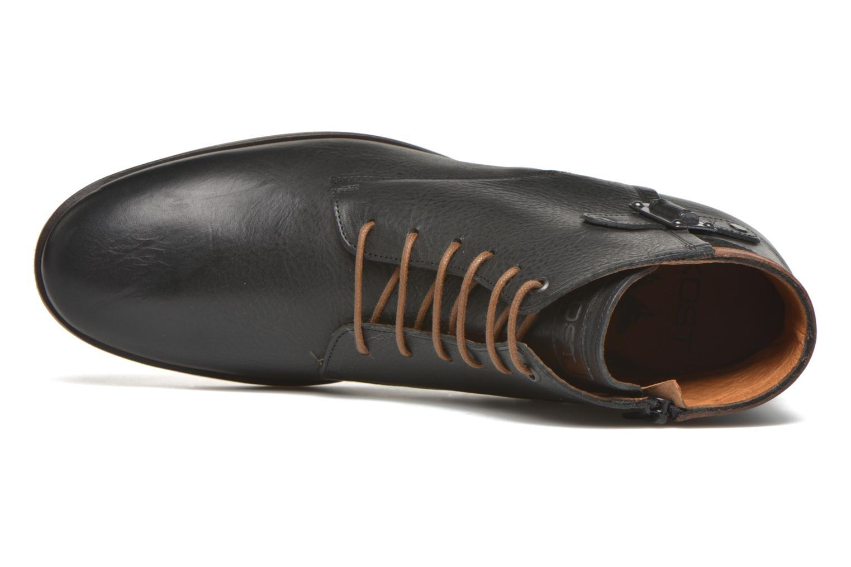 Bottines et boots Kost Fèvres23 Noir vue gauche