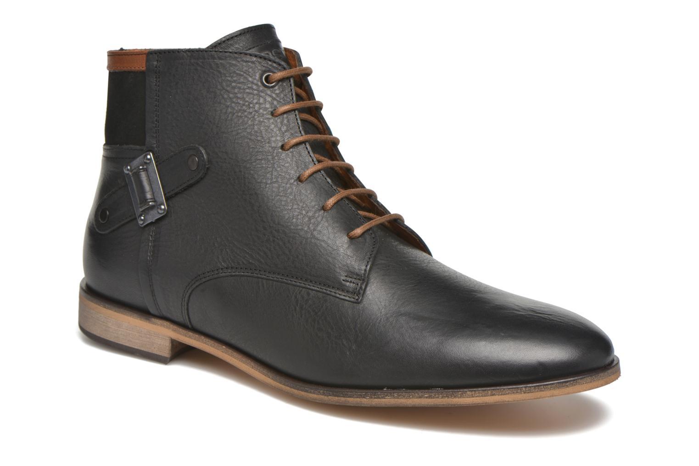 Bottines et boots Kost Fèvres23 Noir vue détail/paire