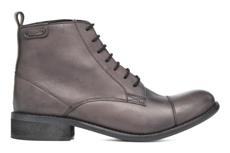 Stiefeletten & Boots Pepe jeans Seymour Laces schwarz ansicht von hinten