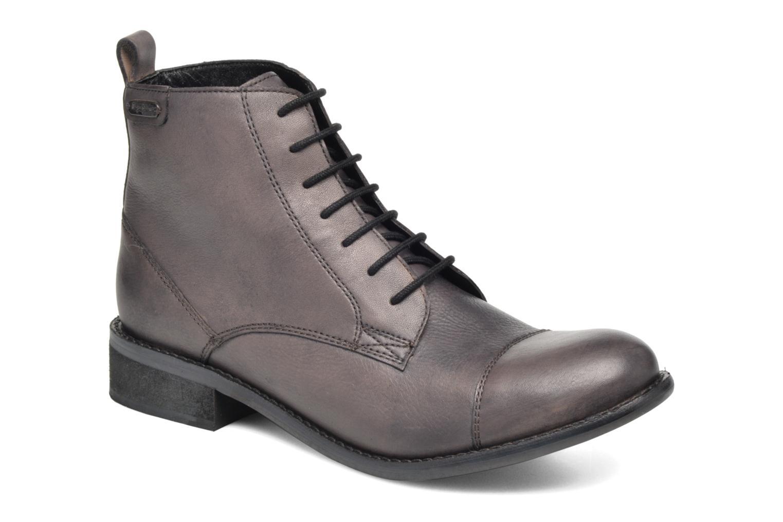 Zapatos de hombres y mujeres de moda moda de casual Pepe jeans Seymour Laces (Negro) - Botines  en Más cómodo e89fd2