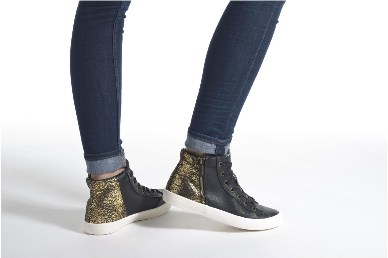 Sneakers Pepe jeans Clinton Break Bianco immagine dal basso