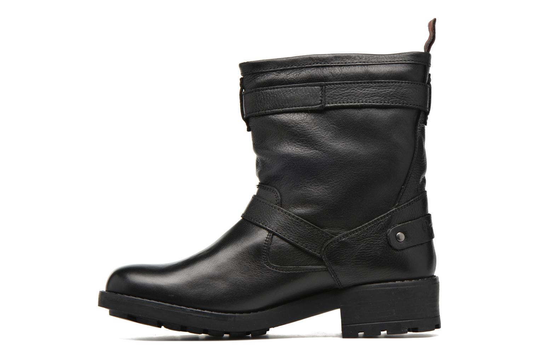 Stiefeletten & Boots Pepe jeans Agra Basic schwarz ansicht von vorne