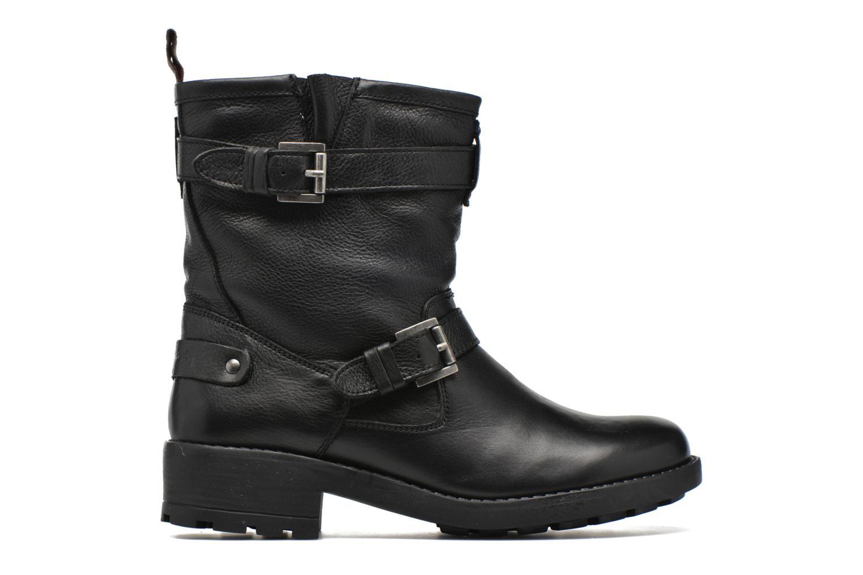 Bottines et boots Pepe jeans Agra Basic Noir vue derrière