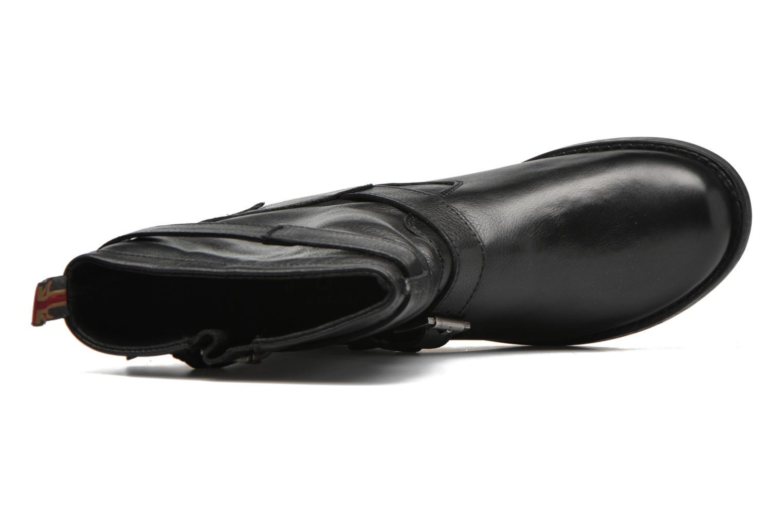 Bottines et boots Pepe jeans Agra Basic Noir vue gauche