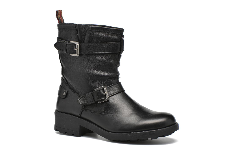 Bottines et boots Pepe jeans Agra Basic Noir vue détail/paire