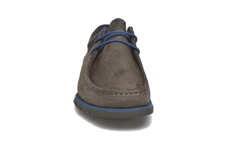 Loafers Sioux Grash-H162-06 Brun bild av skorna på