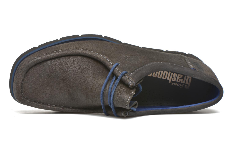 Loafers Sioux Grash-H162-06 Brun bild från vänster sidan