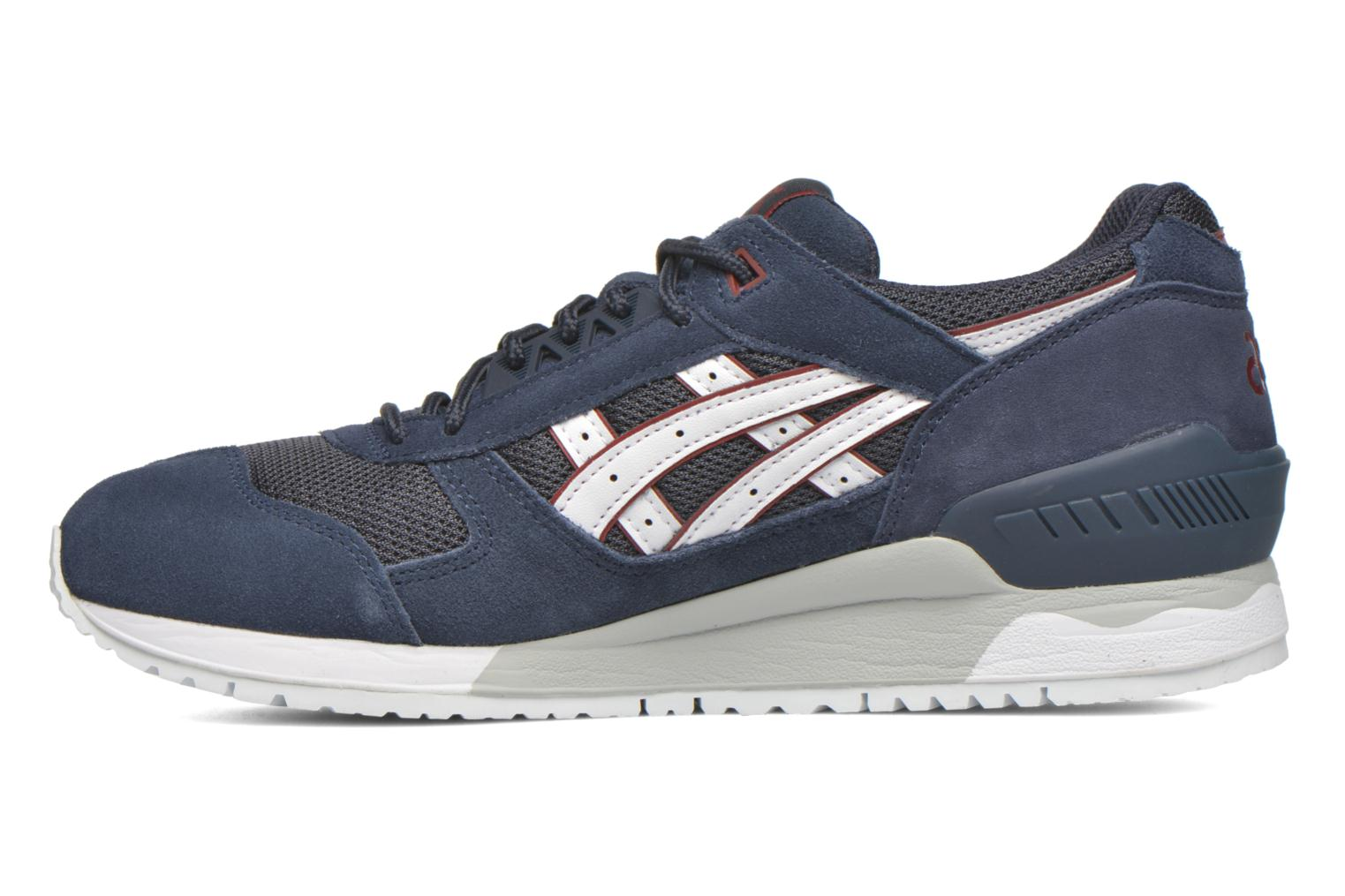 Trainers Asics Gel-Respector Blue front view
