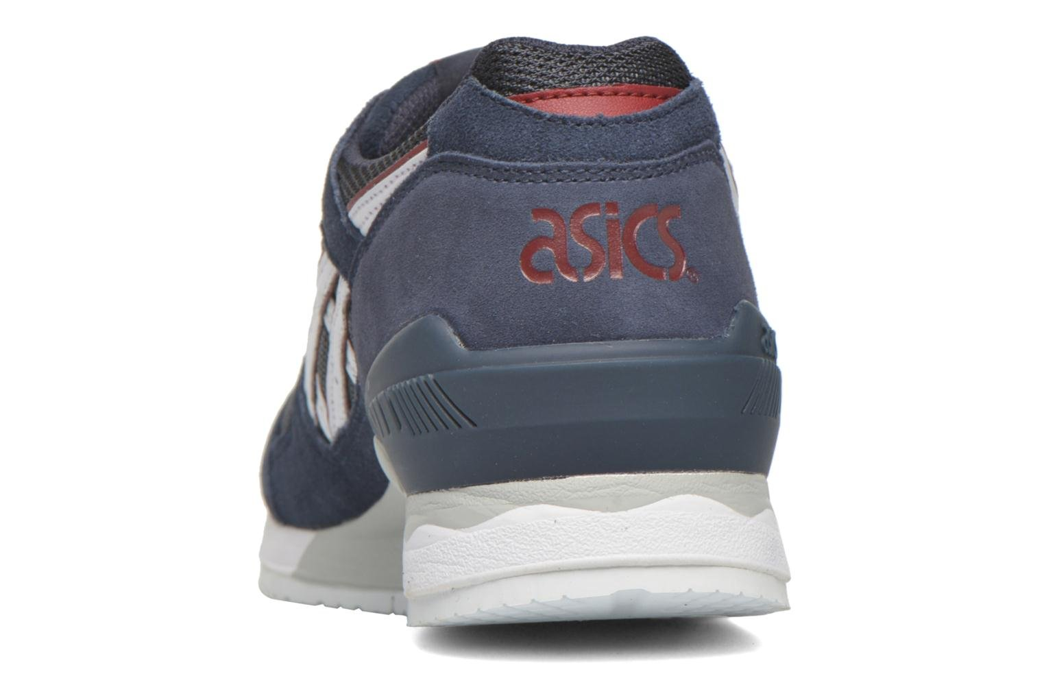 Trainers Asics Gel-Respector Blue view from the right