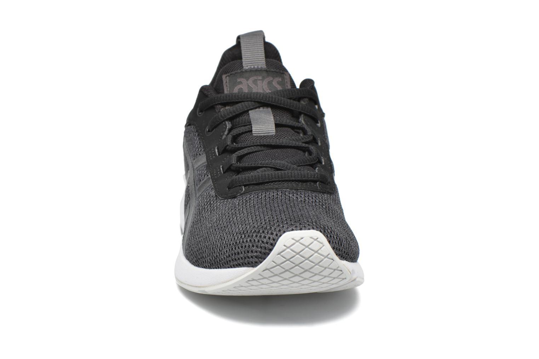 Sneaker Asics Gel-Lyte Runner W schwarz schuhe getragen