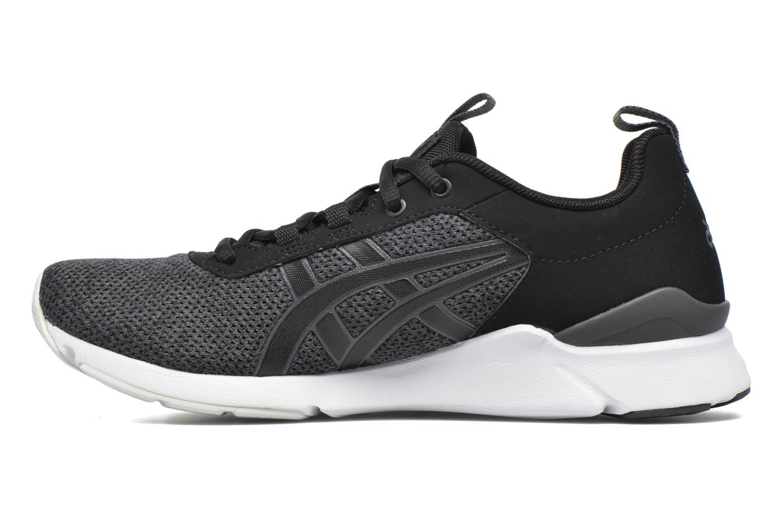 Sneaker Asics Gel-Lyte Runner W schwarz ansicht von vorne
