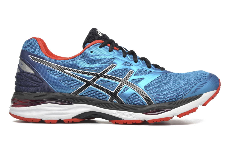 Sport shoes Asics Gel-Cumulus 18 Blue back view