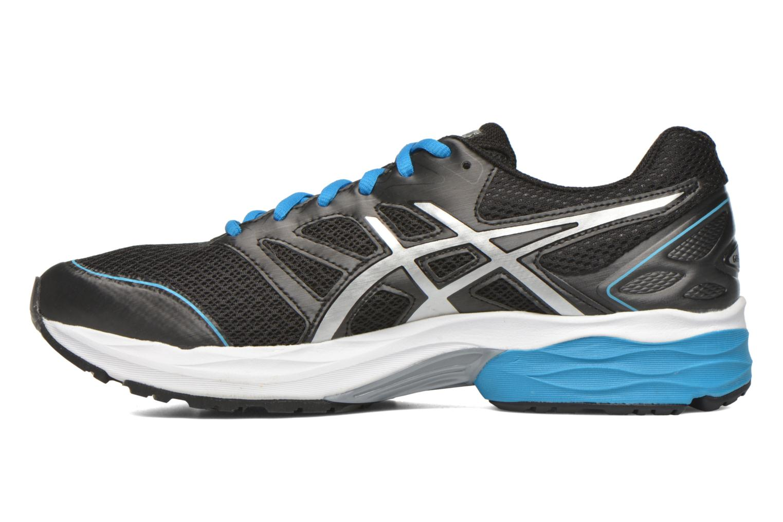 Sport shoes Asics Gel-Pulse 8 Black front view
