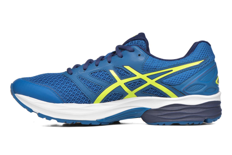 Sportschuhe Asics Gel-Pulse 8 blau ansicht von vorne