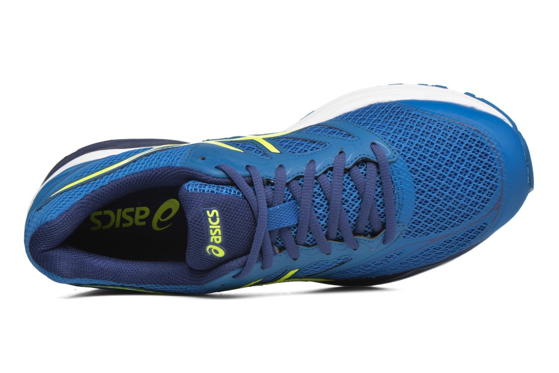 Sportschuhe Asics Gel-Pulse 8 blau ansicht von links