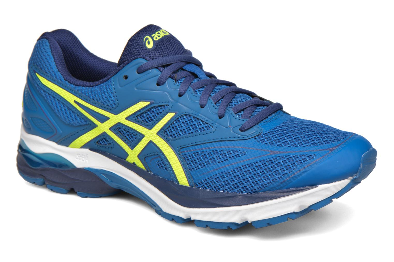 Chaussures de sport Asics Gel-Pulse 8 Bleu vue détail/paire