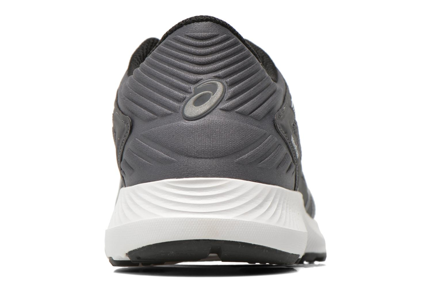 Sport shoes Asics Nitrofuze Grey view from the right