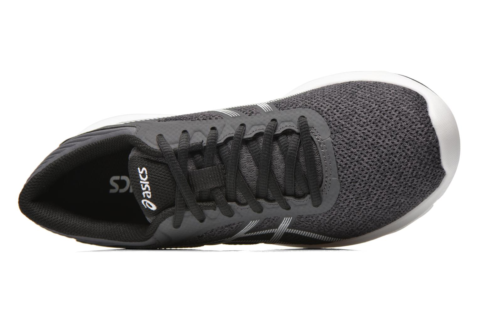 Sport shoes Asics Nitrofuze Grey view from the left