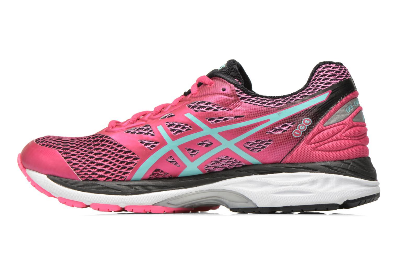 Chaussures de sport Asics Gel-Cumulus 18 W Rose vue face