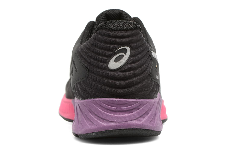 Chaussures de sport Asics Fuzex W Noir vue droite