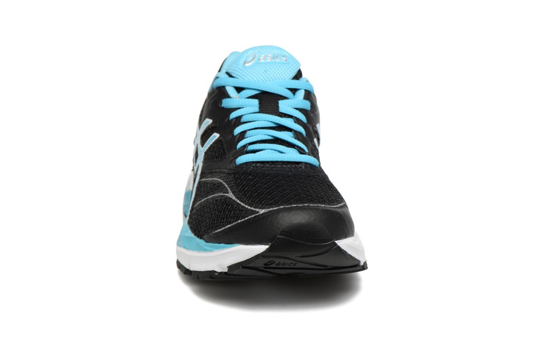 Chaussures de sport Asics Gel-Pulse 8 W Noir vue portées chaussures