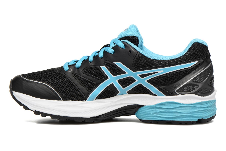 Chaussures de sport Asics Gel-Pulse 8 W Noir vue face