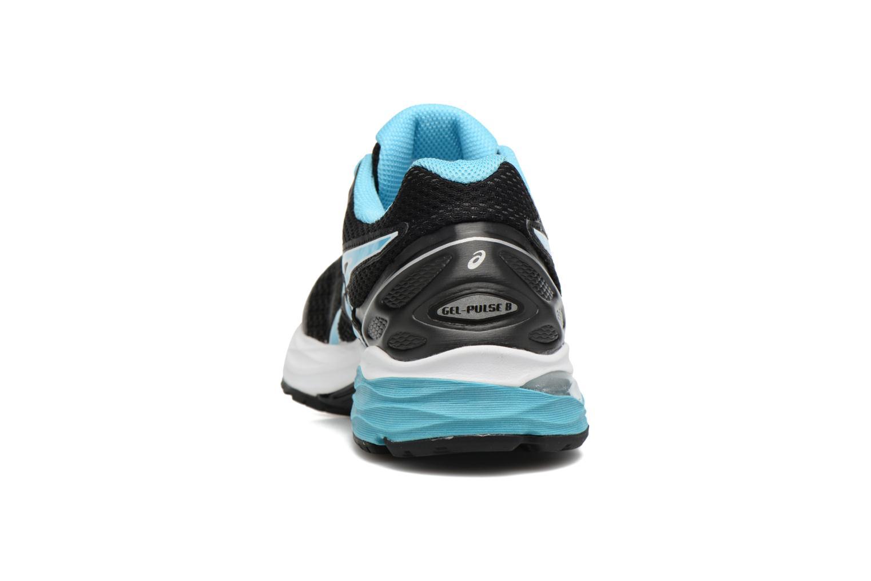 Chaussures de sport Asics Gel-Pulse 8 W Noir vue droite