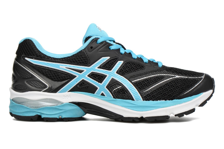 Chaussures de sport Asics Gel-Pulse 8 W Noir vue derrière