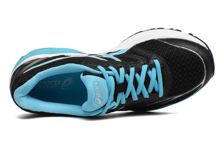 Chaussures de sport Asics Gel-Pulse 8 W Noir vue gauche