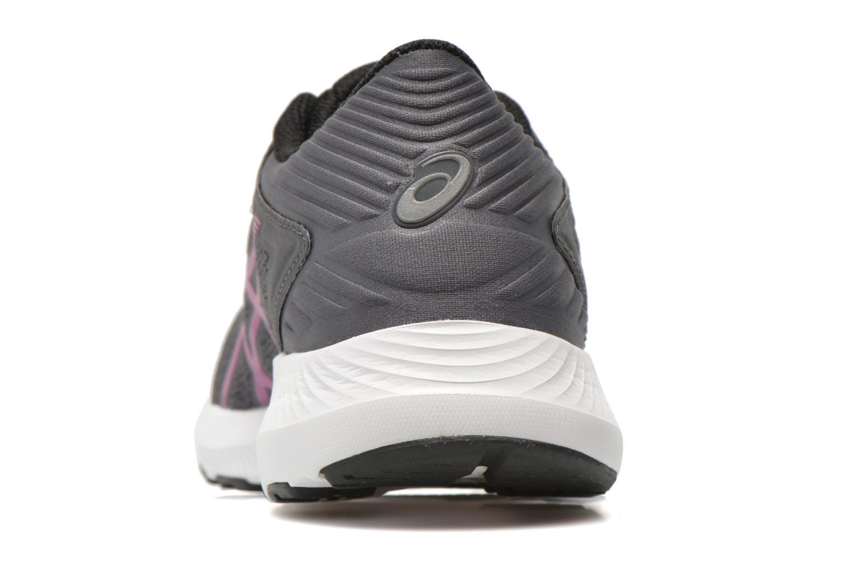 Chaussures de sport Asics Nitrofuze W Gris vue droite