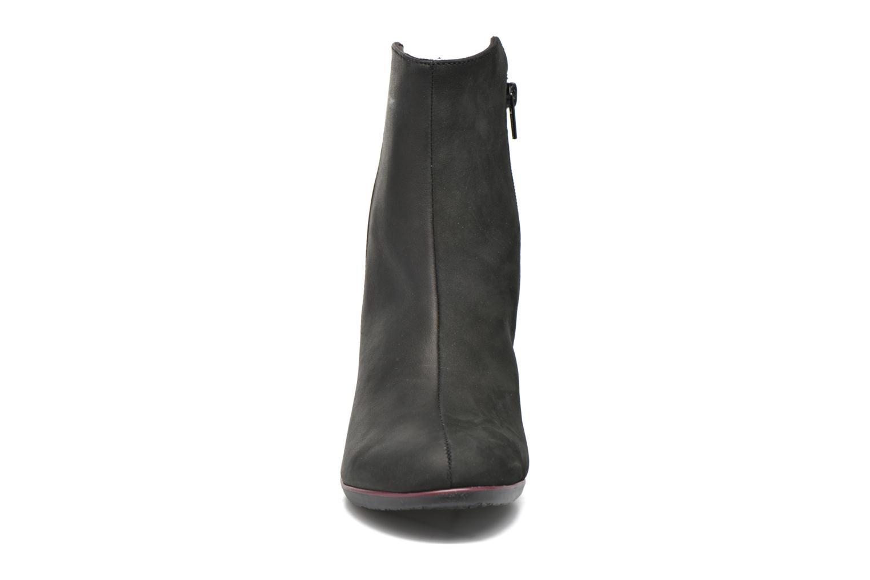 Bottines et boots TBS Katelyn Noir vue portées chaussures