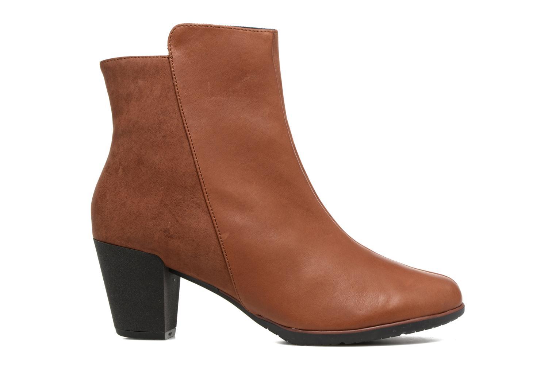 Bottines et boots TBS Katelyn Marron vue derrière