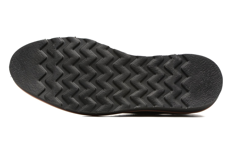 Zapatos con cordones TBS Typhany Vino vista de arriba