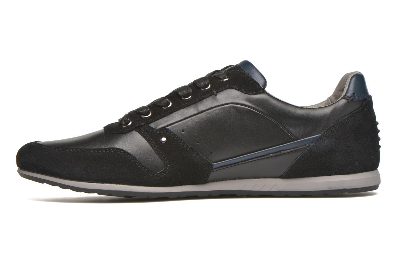 Sneakers TBS Langton Nero immagine frontale