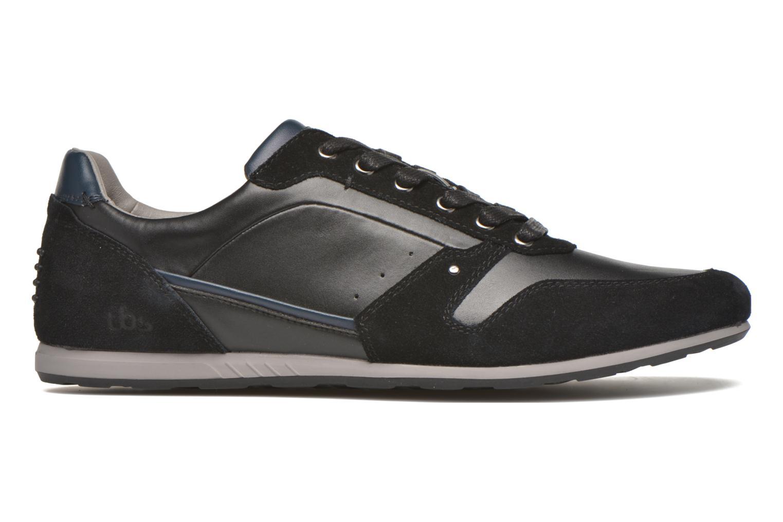 Sneakers TBS Langton Nero immagine posteriore