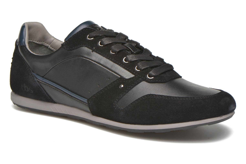 Sneakers TBS Langton Nero vedi dettaglio/paio