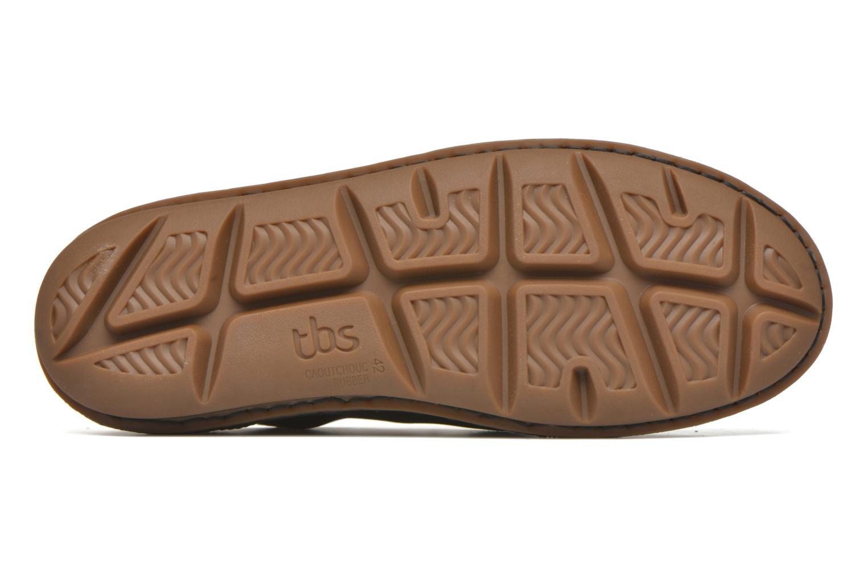 Scarpe con lacci TBS Yakari Nero immagine dall'alto