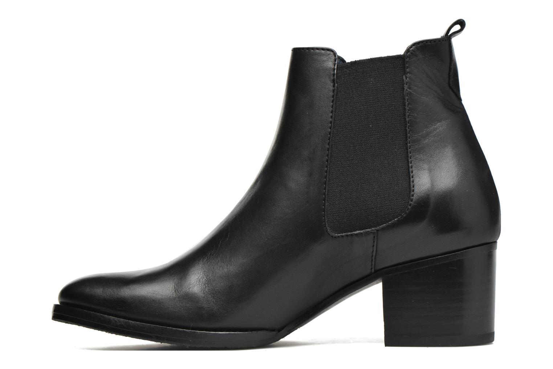 Bottines et boots PintoDiBlu Marta Noir vue face