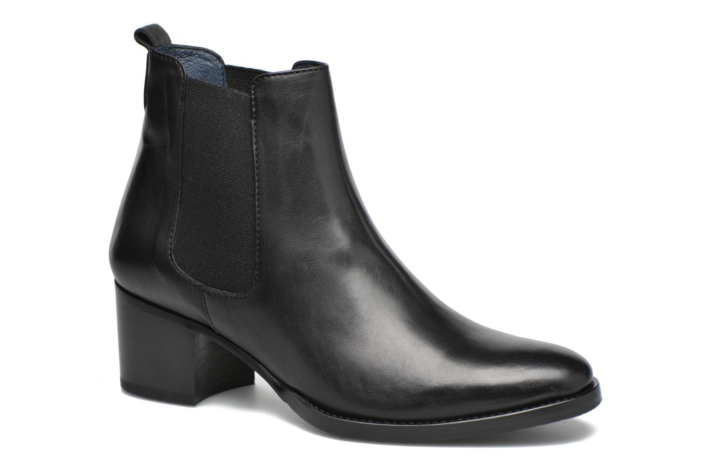 Bottines et boots PintoDiBlu Marta Noir vue détail/paire